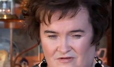 Susan Boyle AGT 2009 Finale