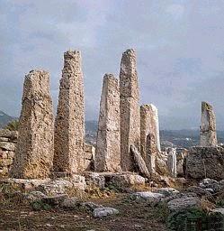 من هم الفينيقيون؟ ObelisksByblos