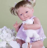 Muñeca Berenguer Baby Isabella