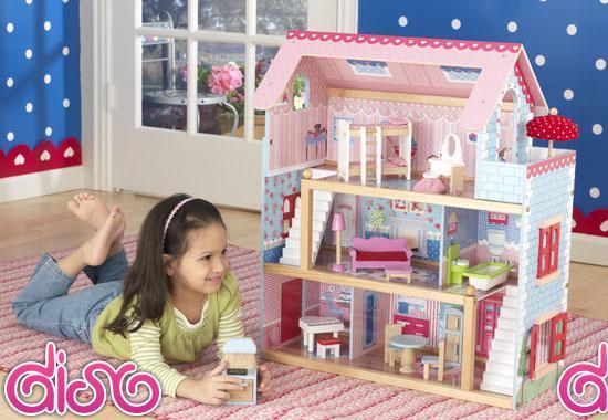 Blog de muñecas de Disy: Casita de muñecas CHELSEA