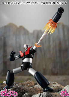 Mazinger Z Super Robot Chogokin