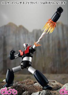Mazinger Z Super Robot Chogokin