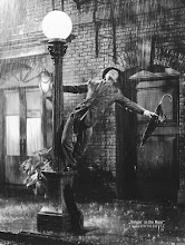 Dance and rain make such a great couple