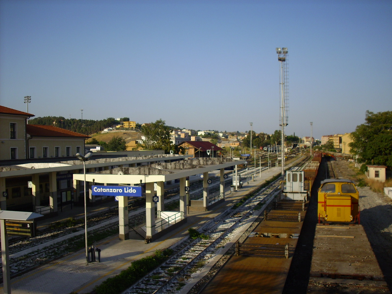 Ferrovie in calabria leggende metropolitane e for Centro convenienza arredi catanzaro catanzaro cz