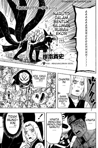 Naruto page 01