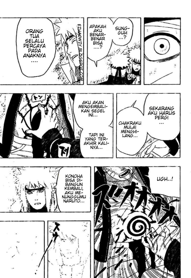 Naruto page 15