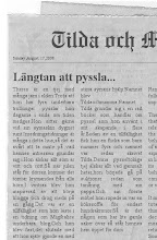 Min egen tidning