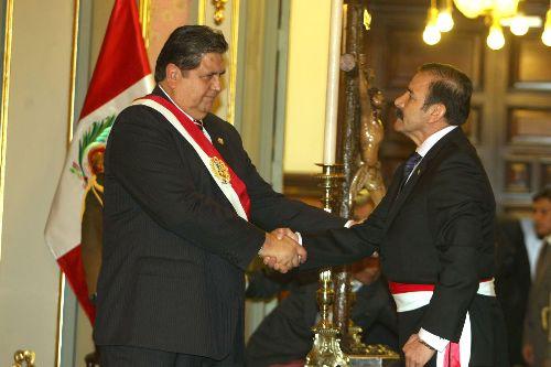 Agencia peruana de noticias miguel hidalgo director de for Nuevo ministro del interior peru