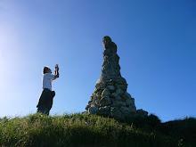 Ancient Maori Statue