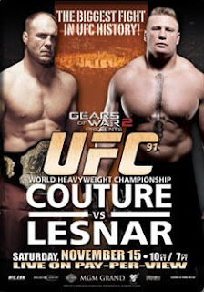 watch UFC 91 Live video streaming online