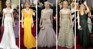 2009 oscars fashion