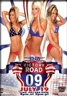 Watch TNA Victory Road 2009 Live Stream Free Online