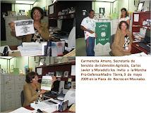 SEA Maunabo se  une a Marcha Pro-Defensa Madre Tierra