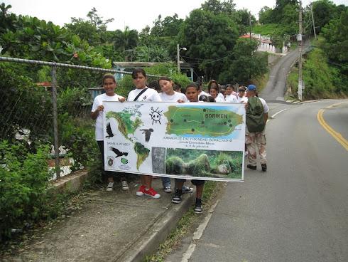 Jornada de  Paz  y  Dignidad - El  Guano - Pandura  Yabucoa