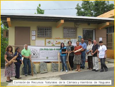 Comisión de Recursos  Naturales de la Camara