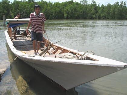 Trip Memancing ke Muara Sungai Rambungan (17.03.2007)