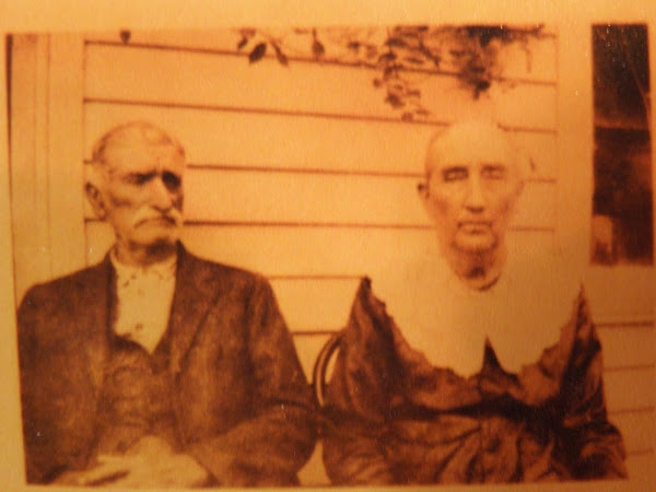 John Henry Luallin and Mary Daughtery