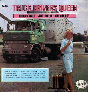 Cover Album of Truck Drivin Daddy