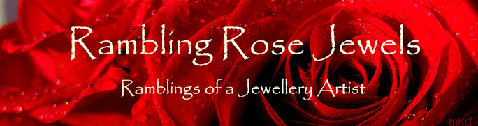 Rambling Rose Jewels Blog: jewellery (jewelry), garden photos, recipes, bracelets, New Zealand
