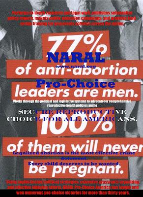 abortion pro choice among women