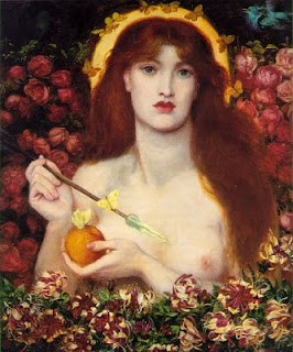 Verticordia by Rossetti