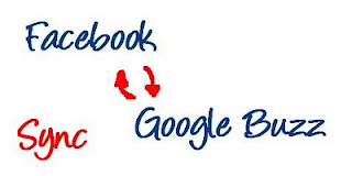 Sync Facebook with Google Buzz