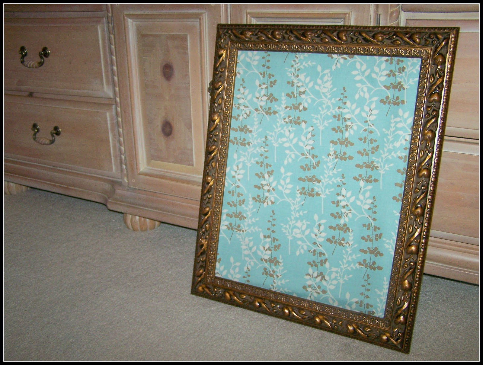 How Sweet It Is Make Your Own Picture Frame Jewelry Organizer