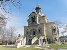 "Biserica ""Sf. Nicolae""  din Roznov"