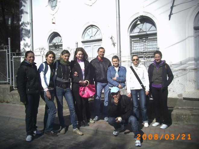 Vizitarea Sinagogii din Piatra Neamţ