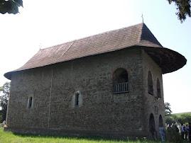 Biserica logofătului Gavril Trotuşan din Părhăuţi ( sec. XVI )