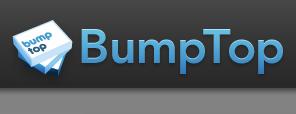 bump top desktop 3d