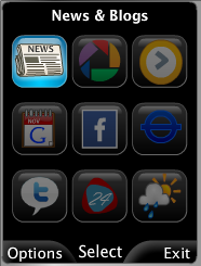 applicazione per cellulari