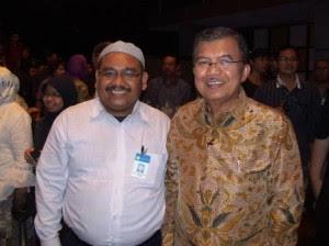 Wijaya dan Pak Jusuf Kalla