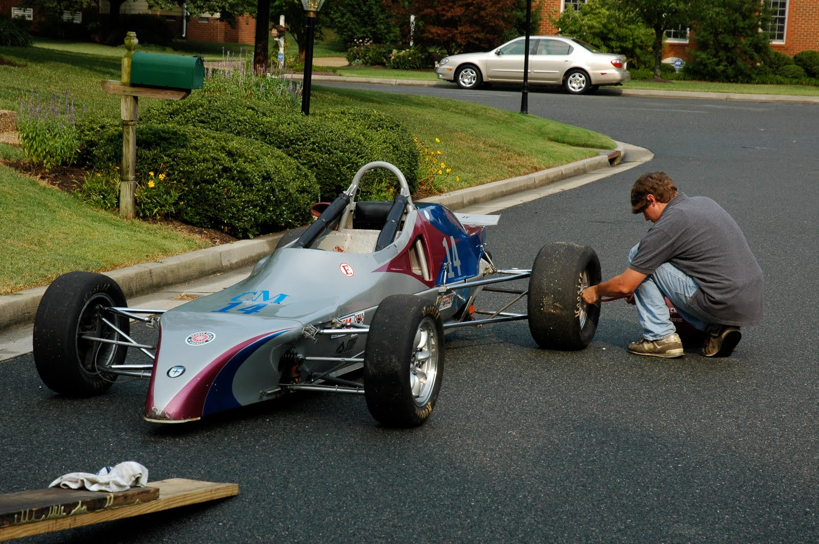 This Is Still My Favorite Car Ive Ever Driven Dad And I Bought In August 2007 To Race C Mod Autocross Class We Ran It For A