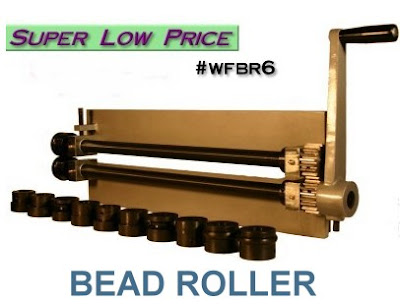 fab bead roller modification the car
