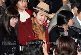 jang geun suk w/ his reporters interviewing him!!!