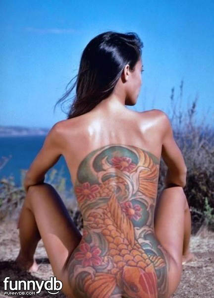 hot girl tattoo. hot girls with tattoos. Re-mix
