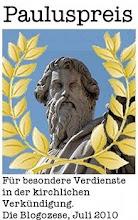 Pauluspreis der Blogozese