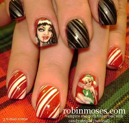 Robin moses nail art christmas nails cute christmas nails christmas nails cute christmas nails easy christmas nails christmas nail ideas fun christmas nails fun holiday nails cute christmas tree prinsesfo Image collections