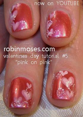 Robin Moses Nail Art January 2011