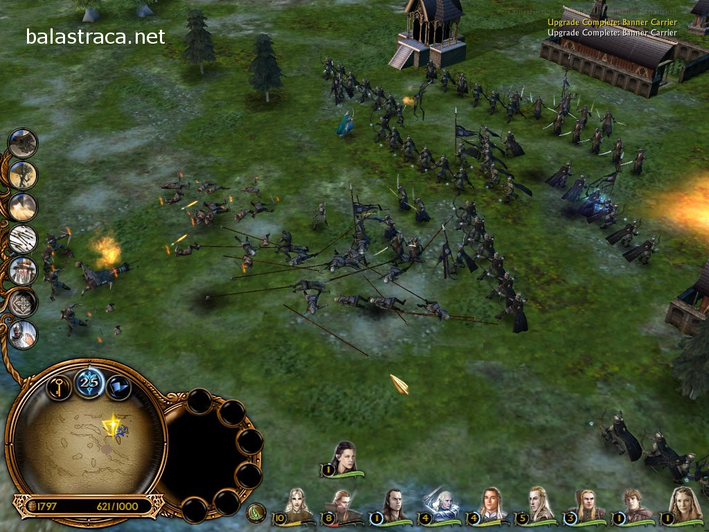 Battle for Middle earth - BFME2 - Rise of the Witch-King - RJ-RotWK: MOD
