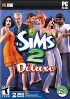 the sims 2, de luxe