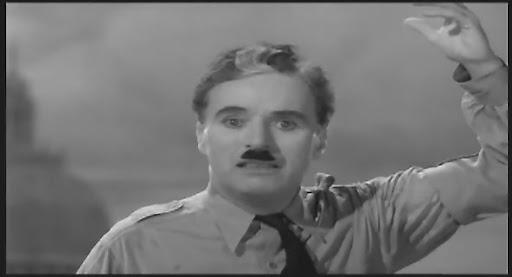 charles chaplin, great dictador, o grande ditador