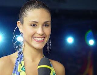 Nadja Haddad, gata, jornalista, gostosa