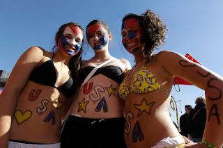 gatas, torcedora, copa 2010, torcida feminina, Estados Unidos, mulheres gostosas, sensual