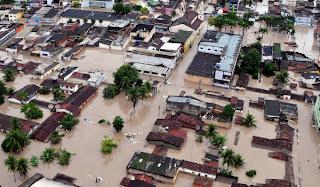 enchente, nordeste, tragédia, desabrigados