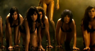 milow, dança, sensual, Ayo Technology, mulher, acústico, biquini, 50 Cent, Justin Timberlake