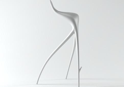Interior design addict august 2010 for Philip starck stoel