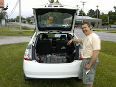 Steve with the ePrius