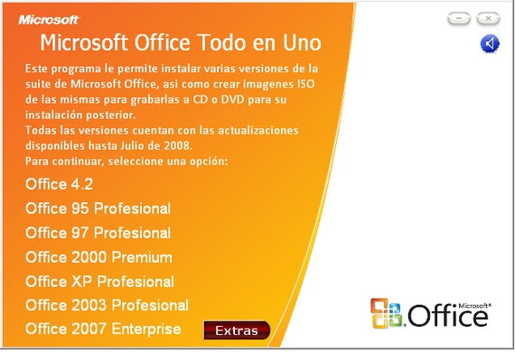 iso office 2007 + crack